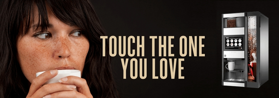 Touch the one you love